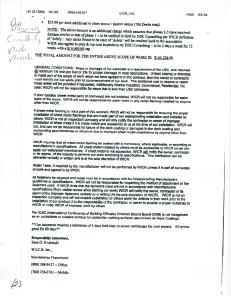 Clause gives Mark Marsch a $10,000 fee