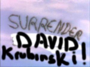 surrender david krubinski