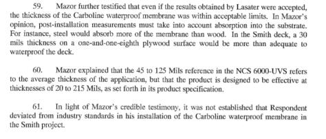 Mazor testimony DT 2
